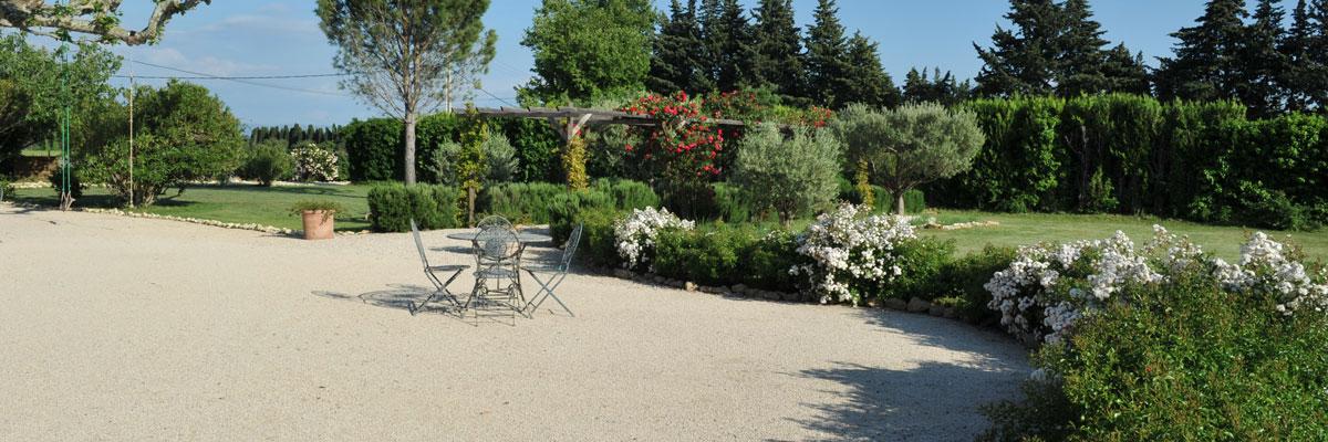 Chambres d\'hôtes Provence : Le mas Terre des Anges