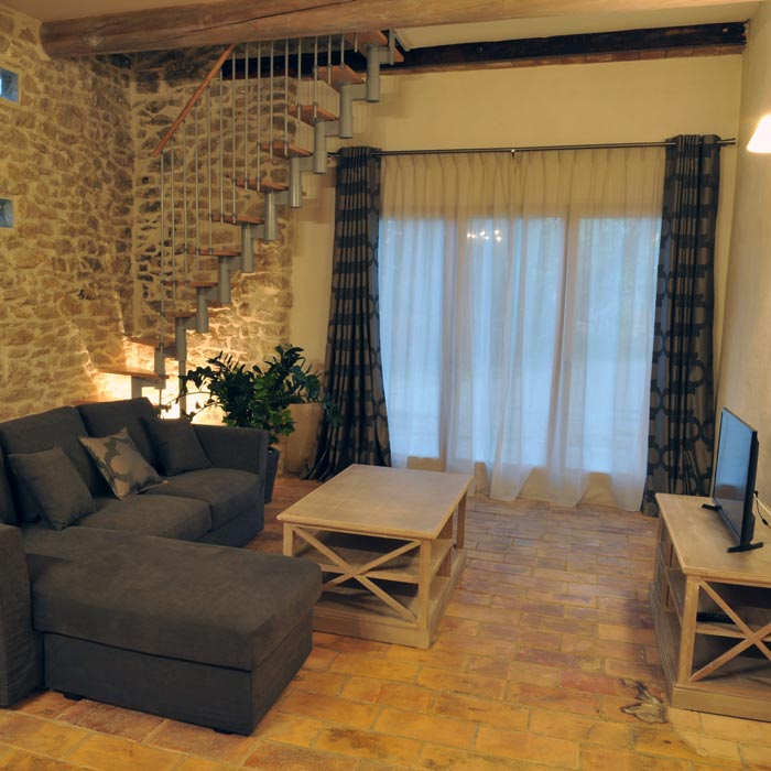 Cottage Le mas Terres des anges